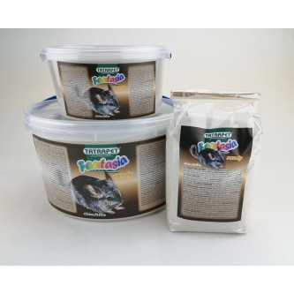 Chinchilla Sand 1.5kg Bag