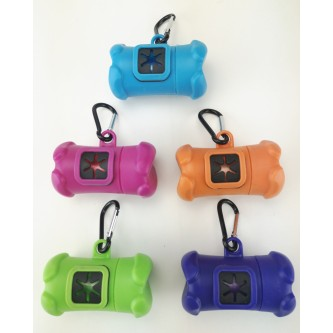 Poo Bag Clip with Roll