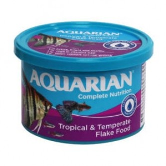 Aquarian Tropical Flakes