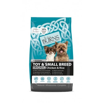 Burns Toy & Small Breed