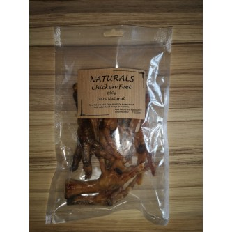 Naturals Dried Chicken feet 150g