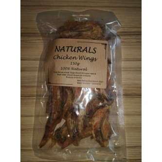 Naturals Chicken wings dried 150g