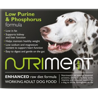 Low Purine & Phosphorus formula - Adult Dog –