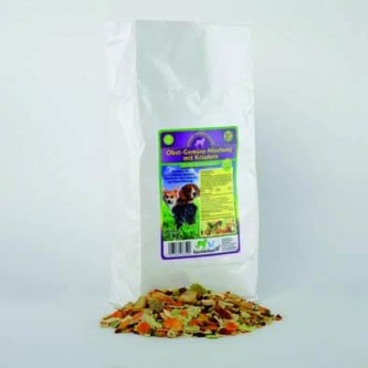 Fruit vegetable and herb flakes 1kg
