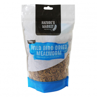 Dried Mealworms 80g