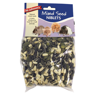 Mr Johnsons Mixed Seed Niblets 160g
