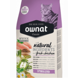 Ownat Cat Sterilised 1.5kg