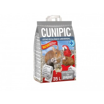 Cunipic Naturlitter Paper Bedding (Small, Med, Large & XL)