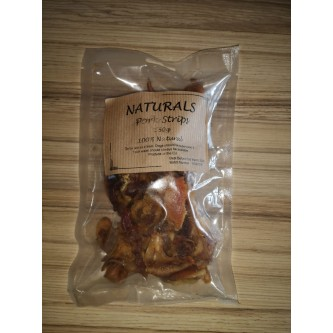 Naturals Pork Strips dried 150g