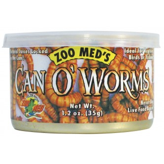 ZooMed Can o' Worms 35g