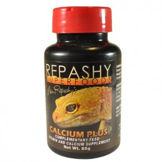 Repashy Calcium Plus Vitamin & Calcium Supplement 85g
