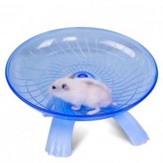 Flying Saucer Hamster Wheel 18cm